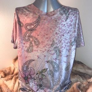 Ransom Tops - Ransom short sleeve shirt size 2X